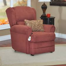 5400 series wall a way reclining lift chair with coordinating