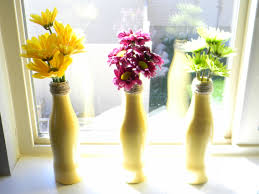 coke bottle flower vases organize and decorate everything
