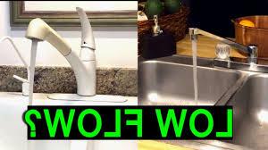 No Water Pressure In Kitchen Faucet Delta Kitchen Faucet Diverter Low Water Pressure In Bathroom