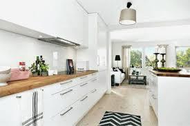 deco cuisine et blanc cuisine blanche et bois luxury deco cuisine blanc et bois gris