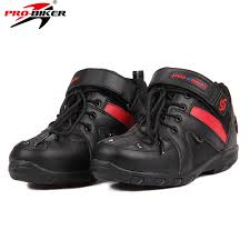 dirt bike motorcycle boots pro biker leather neutral motocross riding shoes short motorbike