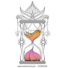 hourglass tattoo stockbilder und bilder und vektorgrafiken ohne