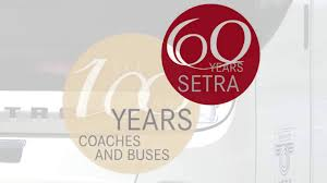 60 years setra youtube