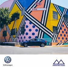 volkswagen kuwait hard to overlook urban art streetast volkswagen kuwait