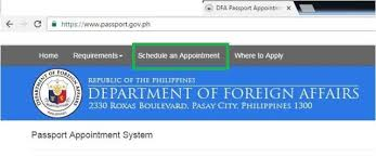 dfa passport application online requirements and reminders 2016