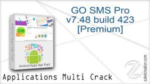 go sms pro premium apk go sms pro v7 48 build 423 premium zukét création
