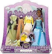 disney princess frog princess tiana wardrobe exclusive