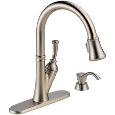kitchen mesmerizing shop kitchen faucets chrome lowes with pull
