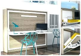 lit escamotable avec bureau voir le produit lit armoire bureau lit escamotable et bureau integre
