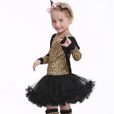 Toddler Cat Halloween Costume Girls Cat Costumes Promotion Shop Promotional Girls Cat