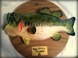 bass fish cake how to make a bass fish cake 3 d and tutorials a1
