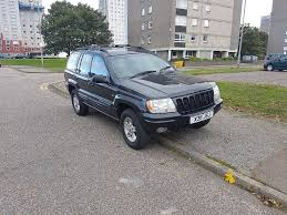 jeep grand cherokee diesel full year mot full service in