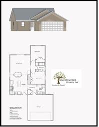 Slab Home Floor Plans Slab On Grade Homes Grandemoore Homes Inc