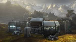 Halo Reach Maps Halo 4 Castle Map Pack Review Gizorama