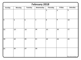 calendar templates 2018 sogol co
