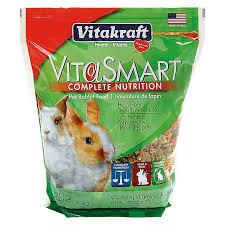 rabbit food vitakraft vitasmart complete nutrition rabbit food small pet
