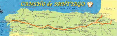 France Spain Map by Photos U2013 St Jean Pied De Port France To Los Arcos Spain