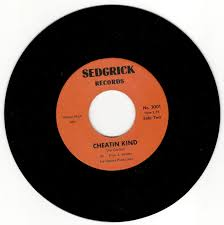 Don Gardner by Don Gardner Cheatin U0027 Kind Sedgrick 3001 Limited To 400 Copies