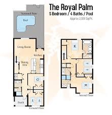 storey lake resort floor plans