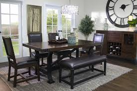 Mor Furniture Portland Oregon by The Iron Works Dining Table Mor Furniture For Less