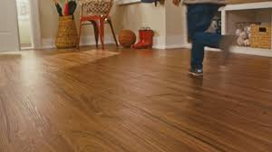 flooring aqua vision antique cedar mmof vinyl floor room scene