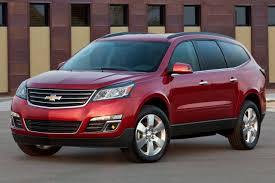 types of suvs used 2015 chevrolet traverse for sale pricing u0026 features edmunds