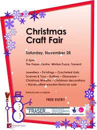 christmas craft fair u0026 family workshop sat 10th dec 2 4pm the