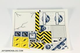 review lego 75919 indominus rex breakout lego 75919 indominus rex breakout sticker sheet