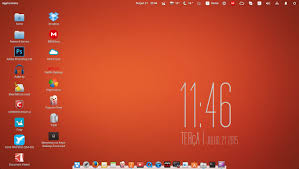 color of 2016 elementary os freya how do i change the color of desktop icon