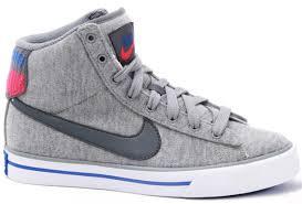 high tops shoes grey fabric high top sneakers nike high tops nike nike