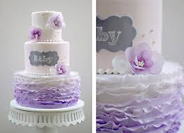 lavender baby shower baby shower the couture cakery