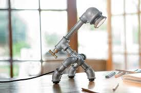 Diy Mini Desk Lamp 20 Handmade Desk Lamps To Light Up Your Workspace Brit Co