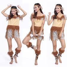 Woodstock Halloween Costume Aliexpress Buy Primitive Troglodyte Halloween