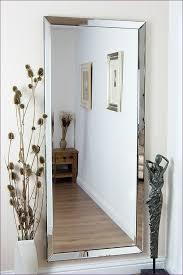 furniture marvelous bedroom floor mirror large silver mirror