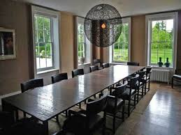 extra long dining room table sets long dining tables on fair extra
