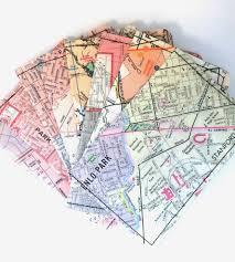 Bay Area Map Vintage Bay Area Map Slim Wallet Women U0027s Bags U0026 Carry Goods