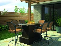 Patio Bar Height Table And Chairs Patio Furnitures Bar Height Patio Furniture Sets Patio Bar