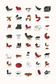 Best ABChairs Images On Pinterest Chairs Architecture And - Chair design classics
