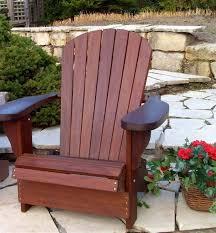 Redwood Adirondack Chair Redwood Adirondack Chair Hats America