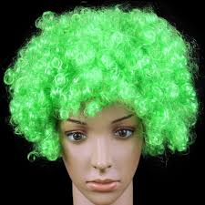 Light Up Halloween Costume by Led Light Up Mohawk Wig Mohican Hairstyle Christmas Halloween Wigs