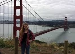 bianca r usa specialist audley travel bianca at the golden gate bridge in san francisco