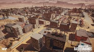 pubg yasnaya playerunknown s battlegrounds gives look at desert map