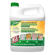 Cost Of Popcorn Ceiling Removal by Ez Strip 1 Gal Popcorn Ceiling Remover Esa 750 The Home Depot