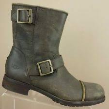 s ugg australia leather boots ugg australia leather boots s footwear ebay