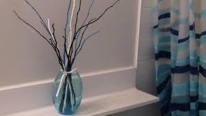 Vase With Twigs Diy Home Decor Decorative Vase With Sticks U2013 The Crafty Feminist
