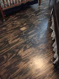diy plywood plank floors plywood liqid nails nail palm sander