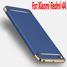 Redmi 4a For Xiaomi Redmi 4a Shockproof Electroplating 3 In 1 Protective