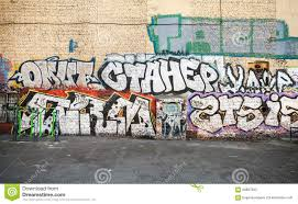 street art urban wall with graffiti text pattern editorial stock editorial stock photo download street art urban wall
