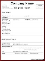 it progress report template 14 construction progress report template sendletters info