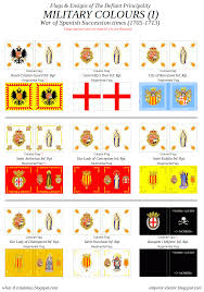 The Spain Flag Benno U0027s Figures Forum U2022 Flag Of Savoy Army Of The War Of Spanish